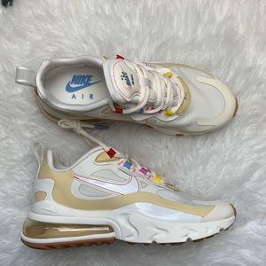 Air Max 270 React Pale Ivory
